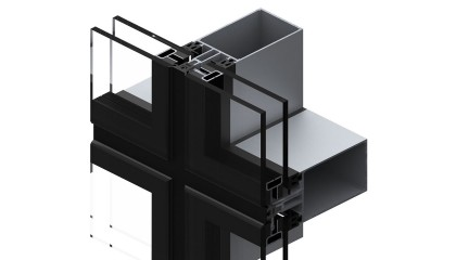 EF-50 Giydirme Cephe Stick Sistem
