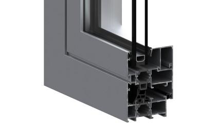 EW-55 Yalıtımlı Kapı ve Pencere Sistemi