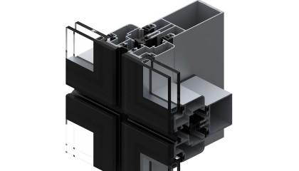 SG 50K Giydirme Cephe Stick Sistem