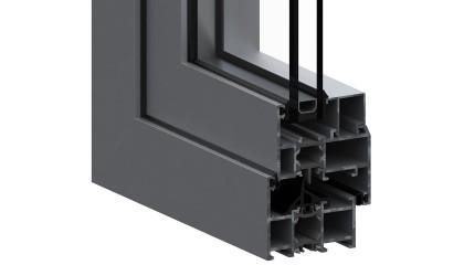 SI-58 Yalıtımlı Kapı ve Pencere Sistemi