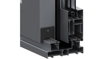 SSI-128 Isı Yalıtımlı Sürme Sistemi