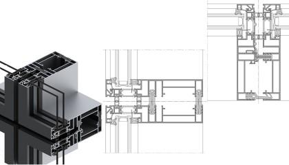 FP-80 Panel Cephe Sistemi